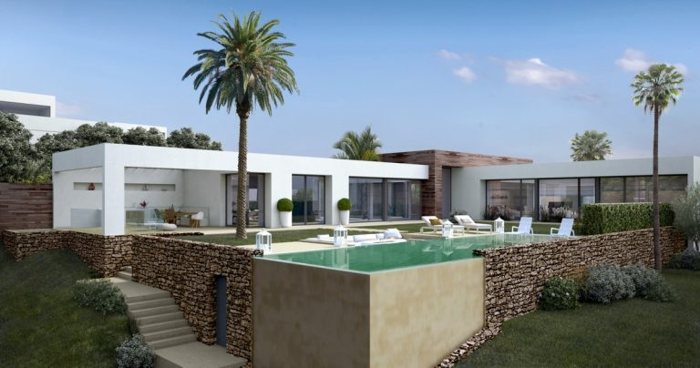 Detached Villa in Altos de los Monteros, Costa del Sol