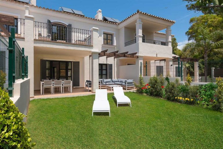 Detached Villa in Guadalmina Baja, Costa del Sol